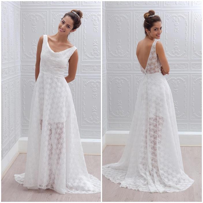 robe de mariée_tendance - Robe Mode